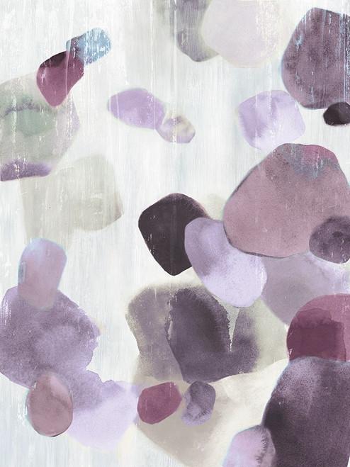 Shadow Pebbles II Lavender Version Poster Print by PI Studio - Item # VARPDXPG217CLavender