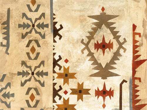 Southwest Design V Poster Print by Silvia Vassileva - Item # VARPDX44163