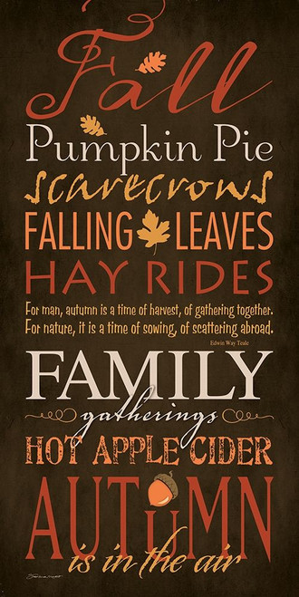 Fall Poster Print by Stephanie Marrott - Item # VARPDXSM1601059