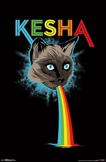 Kesha - Cat Poster Print - Item # VARTIARP17027