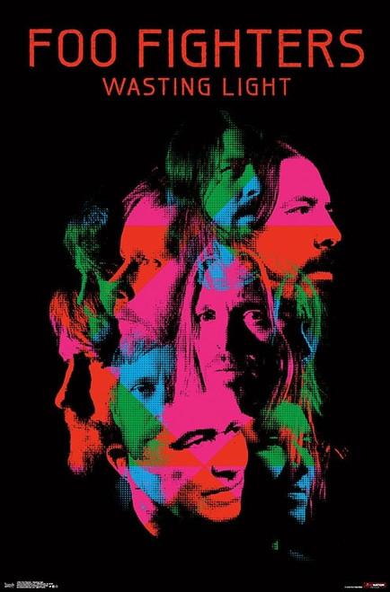 Foo Fighters - Wasting Light Poster Print - Item # VARTIARP17044