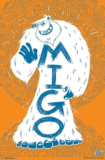 Smallfoot - Migo Poster Print - Item # VARTIARP15677