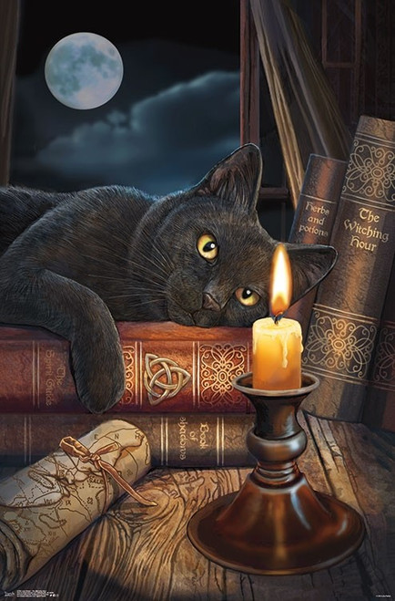 Lisa Parker - The Witching Hour Poster Print - Item # VARTIARP17202