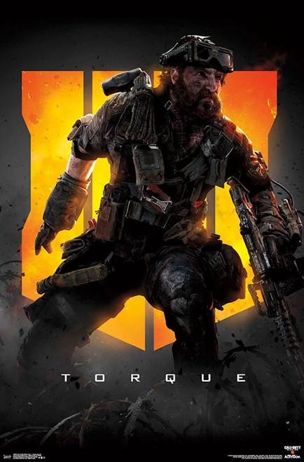 Call of Duty Black Ops 4 - Torque Key Art Poster Print - Item # VARTIARP16839