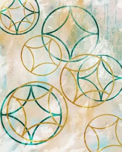 Sparkling Spheres 1 Poster Print by Cynthia Alvarez - Item # VARPDXCCRC044A