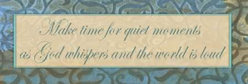 God Whispers Poster Print by Smith Haynes - Item # VARPDXSH8PL003A