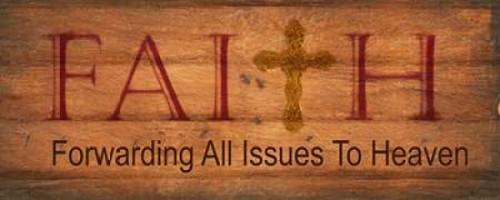 Faith Poster Print by Taylor Greene - Item # VARPDXTGPL157A