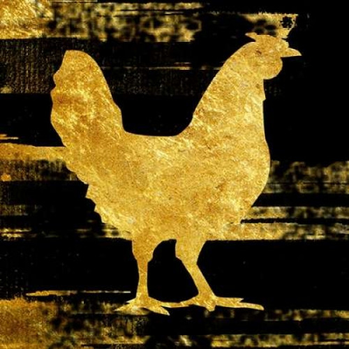 Rich Rooster Poster Print by Sheldon Lewis - Item # VARPDXSLBSQ211A