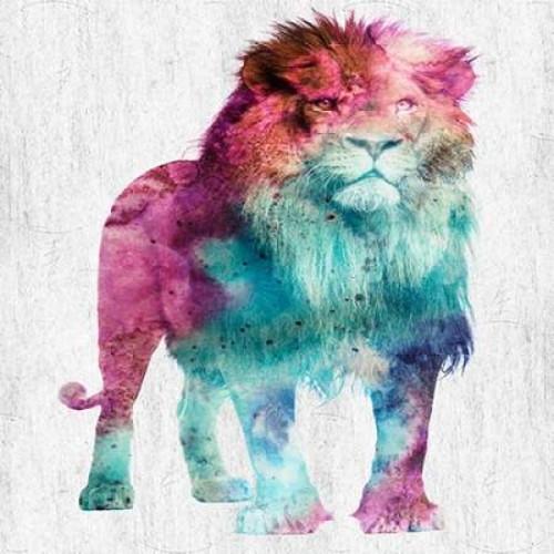 Lion Pride Poster Print by Sheldon Lewis - Item # VARPDXSLBSQ229C