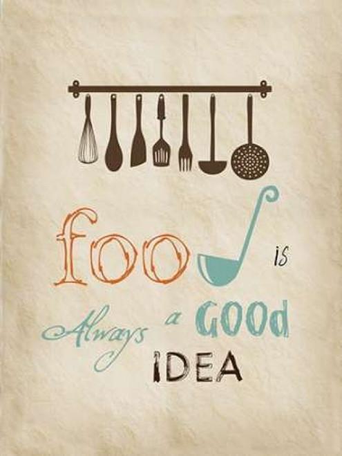 Good Food Poster Print by Sheldon Lewis - Item # VARPDXSLBRC245A