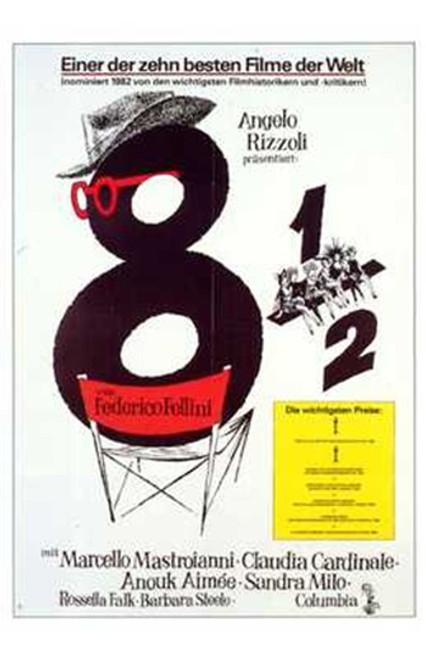 8.5 Movie Poster (11 x 17) - Item # MOV212040