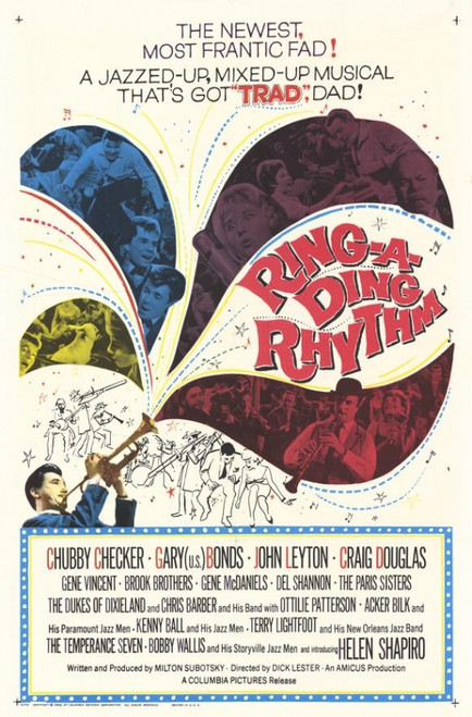 Ring-a-Ding Rhythm Movie Poster Print (27 x 40) - Item # MOVAF7428