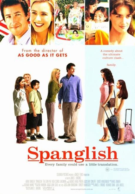 Spanglish Movie Poster (11 x 17) - Item # MOV365774