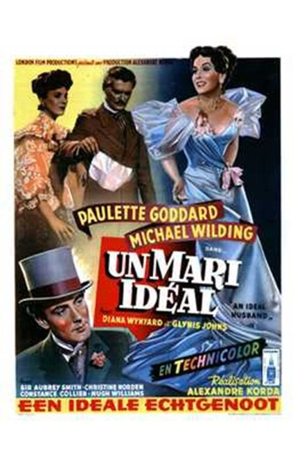 Ideal Husband an Movie Poster (11 x 17) - Item # MOV207667