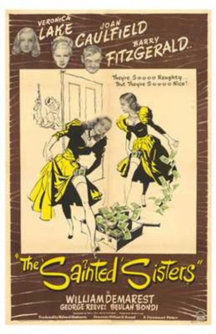 The Sainted Sisters Movie Poster (11 x 17) - Item # MOV254140