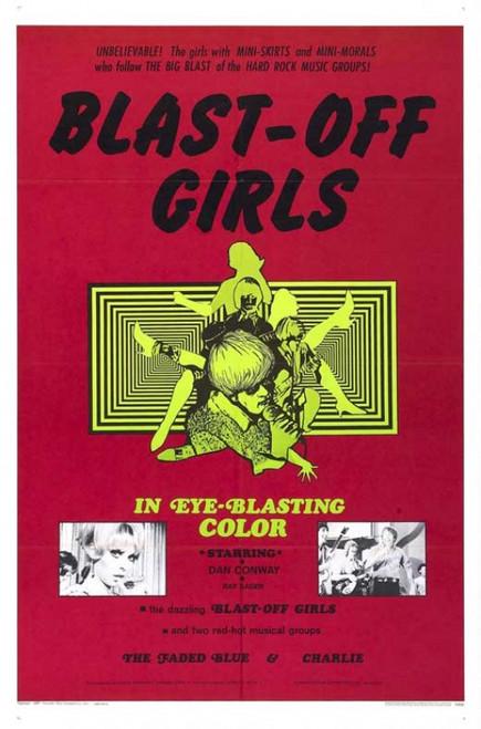 Blast-Off Girls Movie Poster Print (27 x 40) - Item # MOVIB78153
