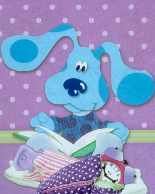 Blue's Clues Movie Poster (8 x 10) - Item # MOVAF4520
