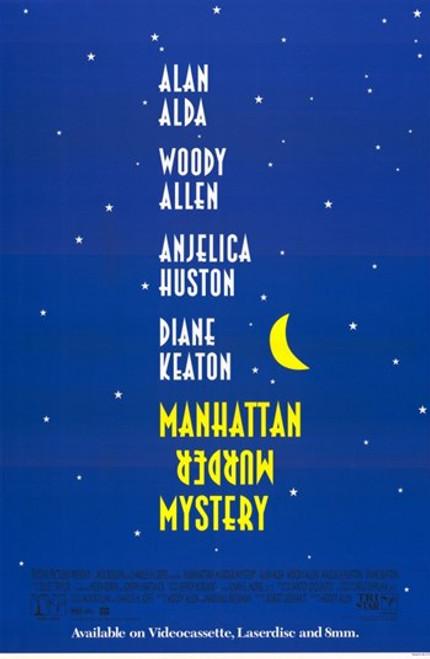 Manhattan Murder Mystery Movie Poster (11 x 17) - Item # MOV231251