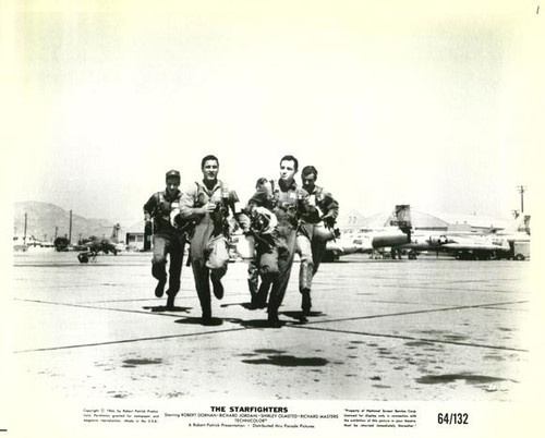 The Starfighters Movie Poster (8 x 10) - Item # MOVEH5801