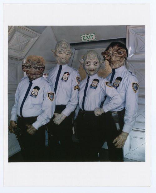 Space Precinct Movie Poster (8 x 10) - Item # MOVIE4291