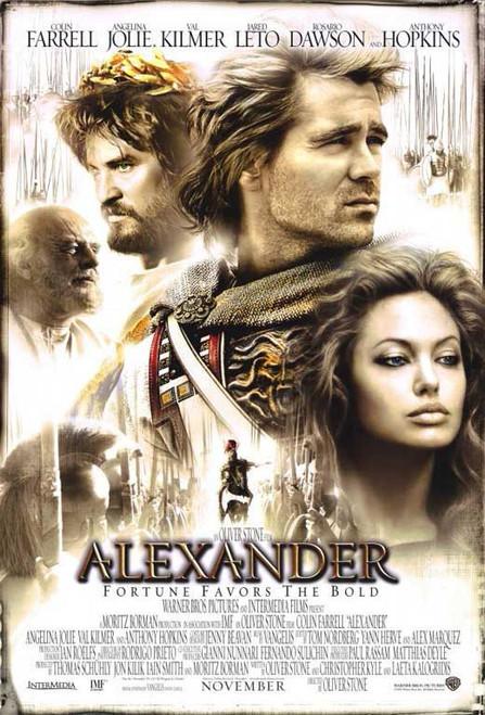 Alexander Movie Poster (11 x 17) - Item # MOVGE9799