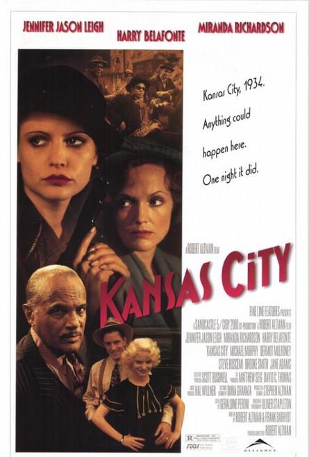 Kansas City Movie Poster Print (27 x 40) - Item # MOVCH0405