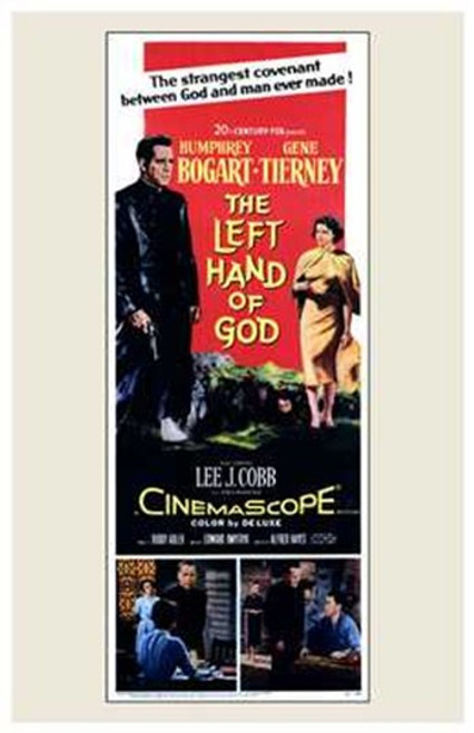 The Left Hand of God Movie Poster (11 x 17) - Item # MOV254239