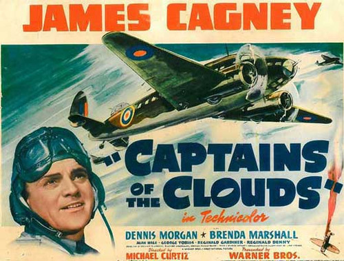 Captains of the Clouds Movie Poster (11 x 17) - Item # MOVCB73840