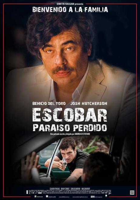 Escobar Paradise Lost Movie Poster (11 x 17) - Item # MOVAB80345