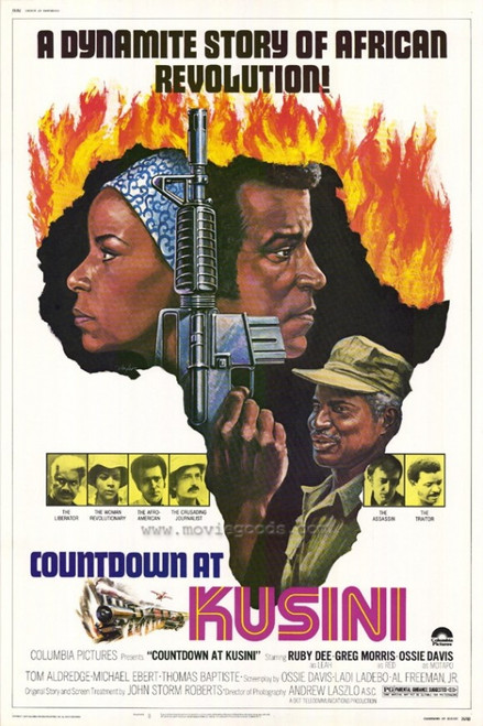 Countdown at Kusini Movie Poster Print (27 x 40) - Item # MOVAH1344