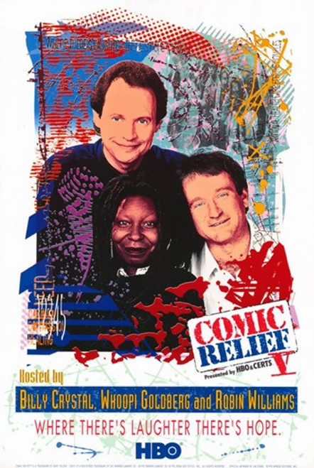 Comic Relief V - Official Poster Movie Poster (11 x 17) - Item # MOV203582