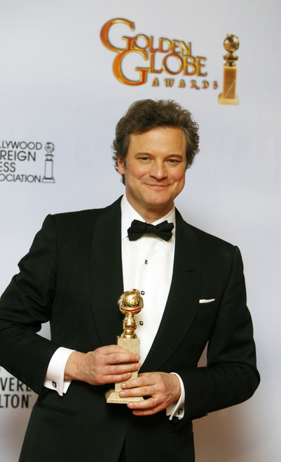 Colin Firth In The Press Room For The Hollywood Foreign Press Association 68Th Annual Golden Globes Awards - Press Room, Beverly Hilton Hotel, Los Angeles, Ca January 16, 2011. Photo By Jef HernandezEverett Collection Celebrity - Item # VAREVC1116J15