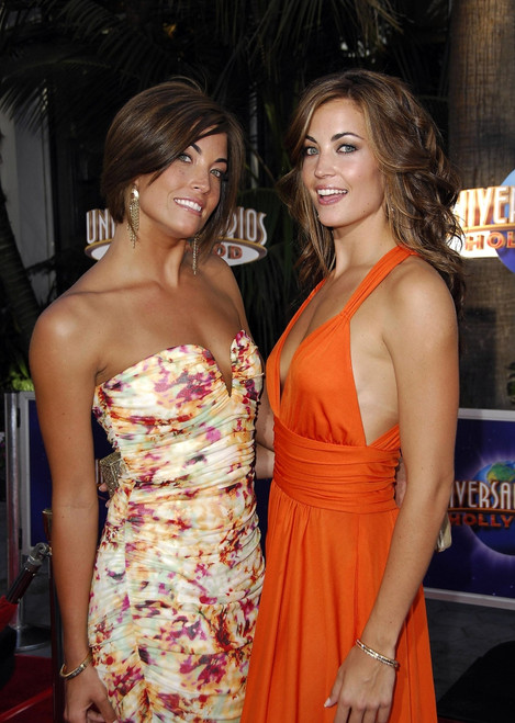 Jessie O'Donohue, Becky O'Donohue At Arrivals For La Premiere Of I Now Pronounce You Chuck And Larry, Gibson Amphitheatre And Citywalk Cinemas, Los Angeles, Ca, July 12, 2007. Photo By Michael GermanaEverett Collection Celebrity - Item # VAREVC0712JL