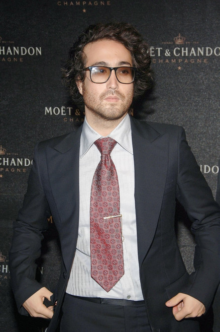 Sean Lennon At Arrivals For Moet & Chandon Fabulous Fete Celebrates 120 Years Of The Statue Of Liberty & Chandon White Star Champagne, Liberty Island, New York, Ny, September 28, 2006. Photo By William D. BirdEverett Collection - Item # VAREVC0628SPA