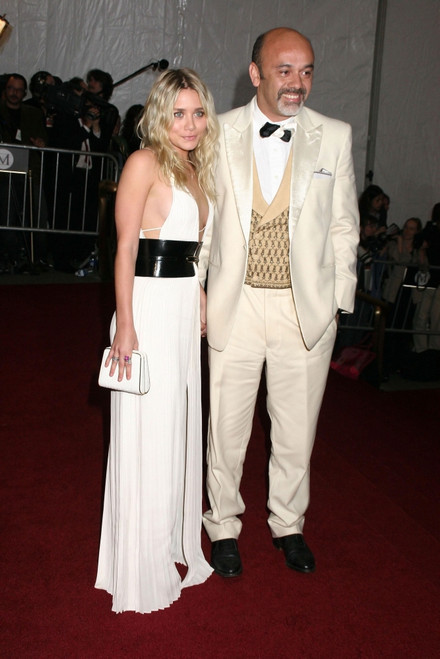 Ashley Olsen, Christian Louboutin At Arrivals For Poiret King Of Fashion - Metropolitan Museum Of Art Costume Institute Gala, The Metropolitan Museum Of Art, New York, Ny, May 07, 2007. Photo By Rob RichEverett Collection Celebrity ( - Item # VAREVC0