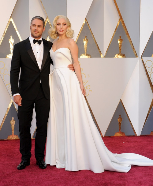 Taylor Kinney, Lady Gaga At Arrivals For The 88Th Academy Awards Oscars 2016 - Arrivals 2, The Dolby Theatre At Hollywood And Highland Center, Los Angeles, Ca February 28, 2016. Photo By Elizabeth GoodenoughEverett Collection - Item # VAREVC1628F07UH