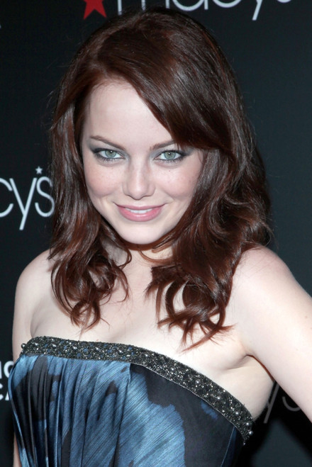 Emma Stone At Arrivals For Macy'S Come Together Campaign Launch Dinner Party To Benefit Feeding America, Macy'S Herald Square Department Store, New York, Ny September 15, 2009. Photo By Jay BradyEverett Collection Celebrity - Item # VAREVC0915SPBJY01