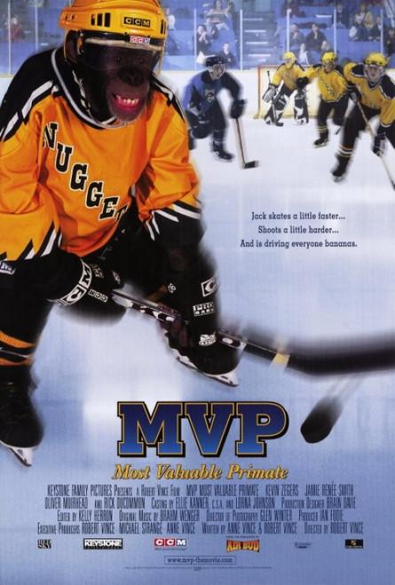 MVP (Most Valuable Primate) Movie Poster Print (27 x 40) - Item # MOVGH1661