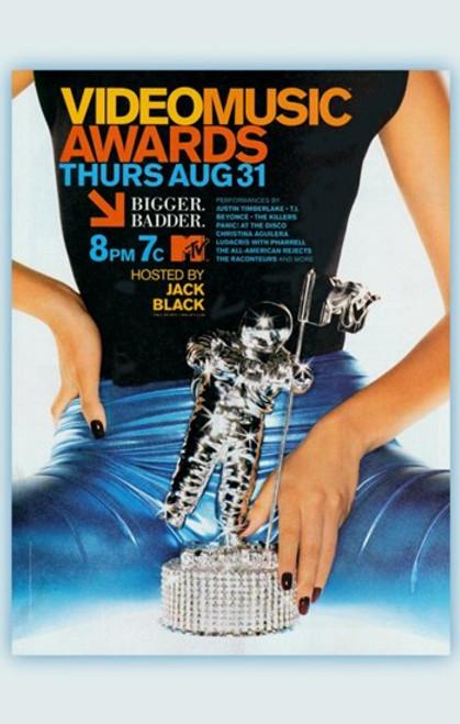 MTV Video Music Awards Movie Poster (11 x 17) - Item # MOV378687