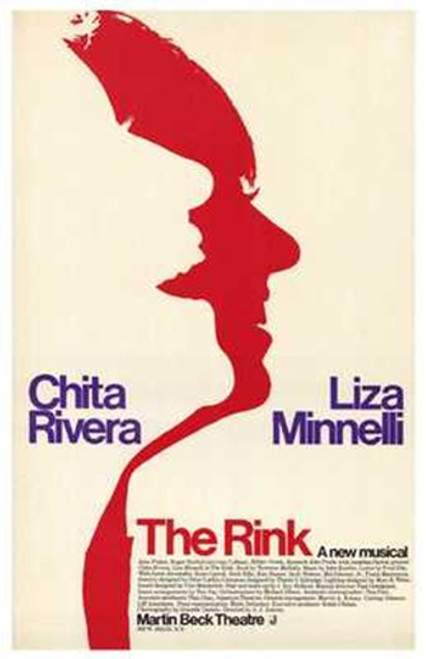 Rink the (Broadway Musical) Movie Poster (11 x 17) - Item # MOV256572