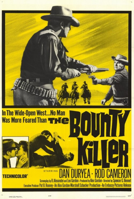 Bounty Killer Movie Poster Print (27 x 40) - Item # MOVGF9426