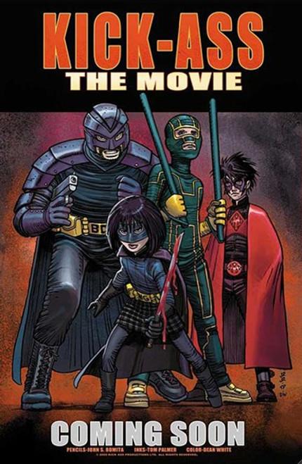 Kick Ass - style H Movie Poster (11 x 17) - Item # MOV538223