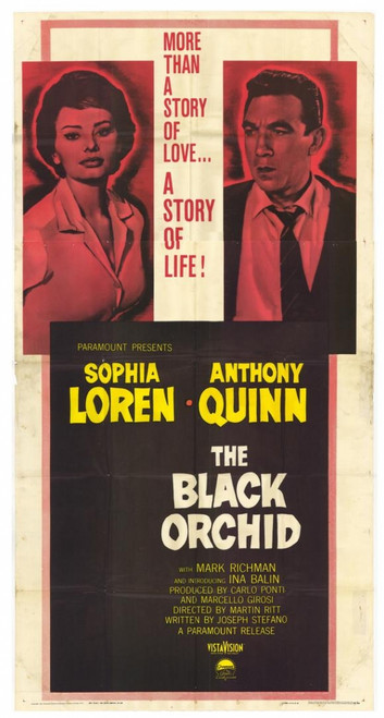 Black Orchid Movie Poster Print (27 x 40) - Item # MOVAH9557