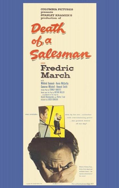 Death of a Salesman Movie Poster (11 x 17) - Item # MOV240377