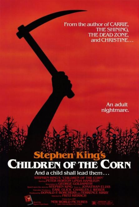 Children of the Corn Movie Poster Print (27 x 40) - Item # MOVAF6616