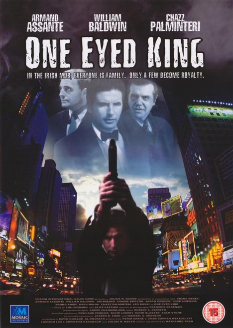 One Eyed King Movie Poster Print (27 x 40) - Item # MOVCH4501
