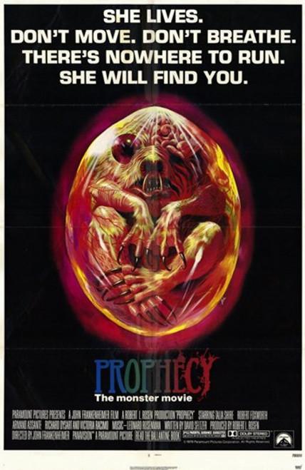 Prophecy Movie Poster (11 x 17) - Item # MOV232419