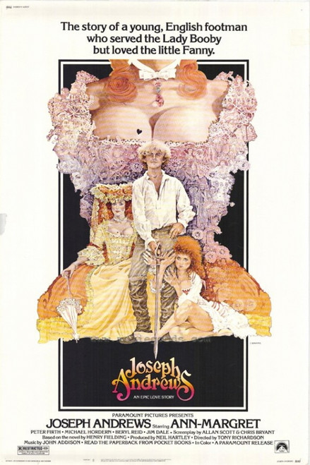 Joseph Andrews Movie Poster Print (27 x 40) - Item # MOVIH8343