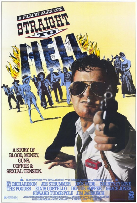 Straight to Hell Movie Poster Print (27 x 40) - Item # MOVEF8437