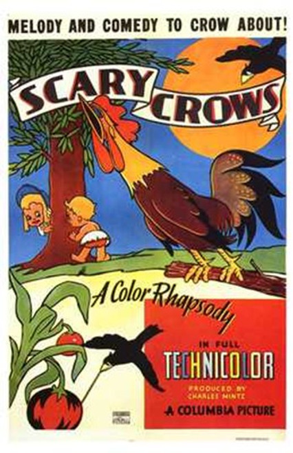 Scary Crows Movie Poster (11 x 17) - Item # MOV197746